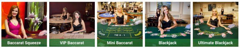 liveblackjack.nl playtech live casino baccarat blackjack