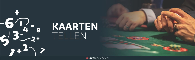 liveblackjack.nl kaarten tellen