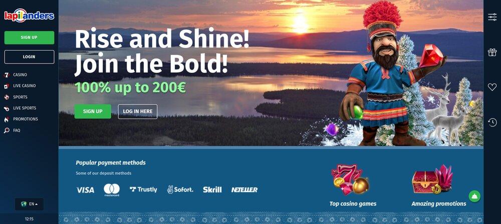 lapilanders review casino